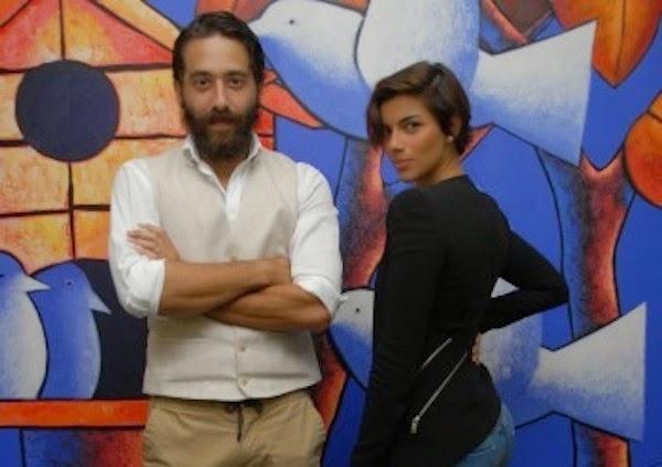 Es la pareja de esposos Nashla Bogaert y David Maler, quienes arman un emporio cinematográfico en el país que pronto se podría comparar con la fuerza y el poder que juntos han desarrollado los españoles Penélope Cruz y Javier Bardem.