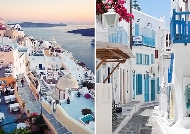 Santorini, holiday, destinations, 2015, greece, top 5