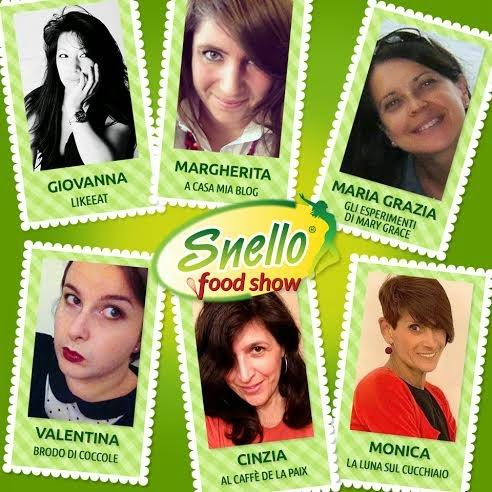 #SnelloFoodShow Rovagnati