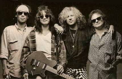 Formacion de Van Halen-1995
