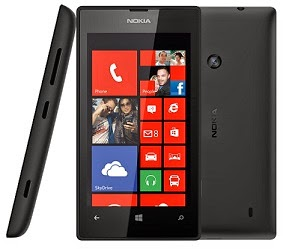 (Price Down) Lowest Price: Nokia Lumia 520 worth Rs.11999 just Rs.5435 (Black) Only @ Flipkart (Next Lowest: Snapdeal Rs.6807)
