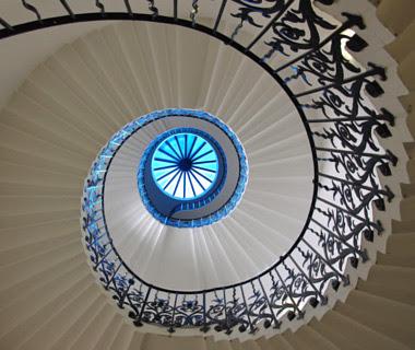 Tulip Stairs Greenwich Inglaterra