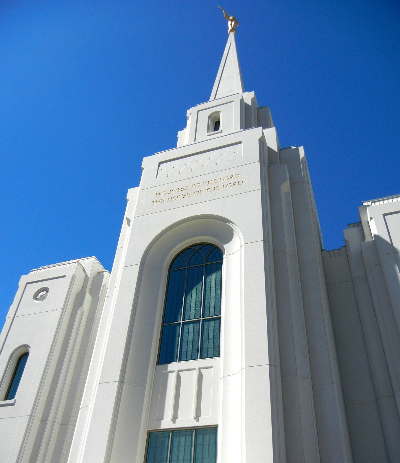 Brigham City Temple Open House