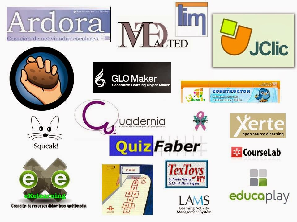 TIC para innovar: 20 Herramientas para crear actividades educativas ...