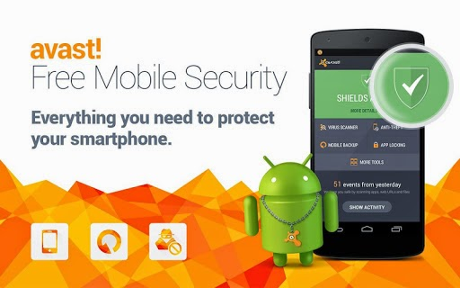 Avast Mobile Security & Antivirus v4.0.7874 Premium