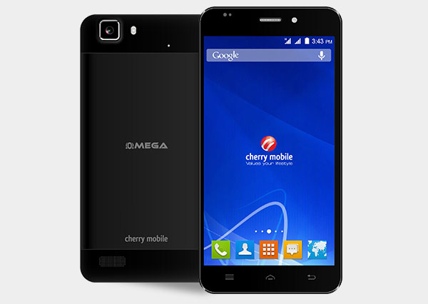 Cherry Mobile Omega 3 Specs Review
