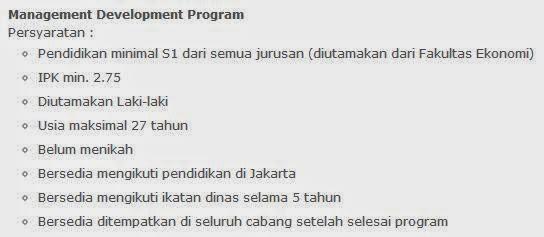 lowongan kerja bank bukopin syariah agustus 2014 tangerang