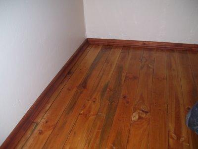 Carpinter a sotero pisos parqu for Pisos parque goya 2