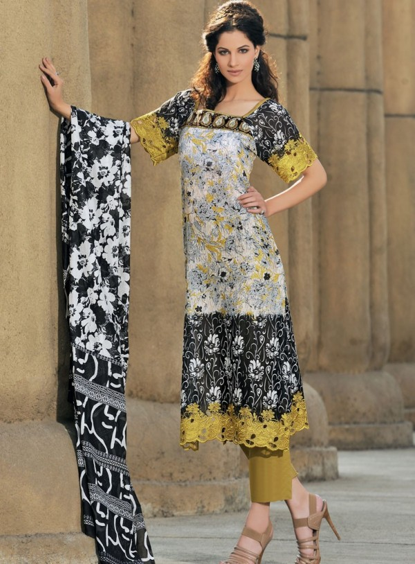 Very Best Pakistan Lawn Dress Designs 600 x 814 · 146 kB · jpeg
