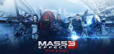 Mass Effect 3 Citadel