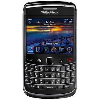 ATT BlackBerry Bold 9700