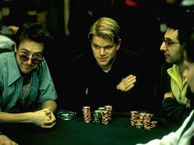 Escena de la película Rounders