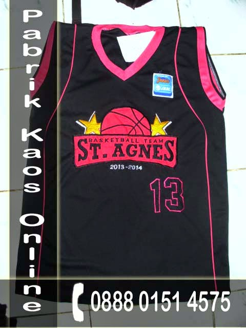 Kaos Basket, Supplier Kaos Basket Keren, Supplier Kaos Basket Murah