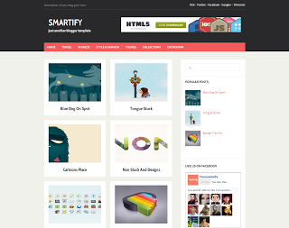 Smartify Gallery Bogger Template