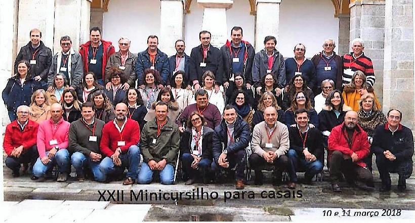 XXII MINI-CURSILHO
