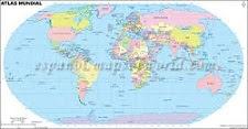 Atlas Mundial. Mapas
