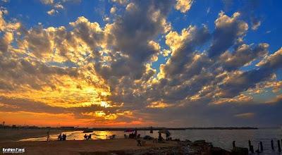 الوجه الجمالي لمدينة غزة الساحرة