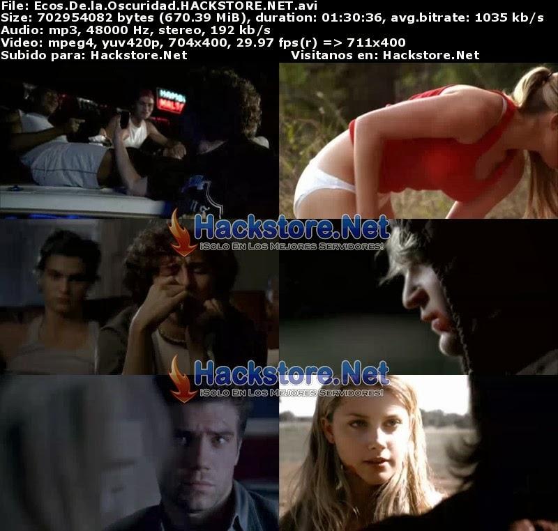 Captura Ecos en la Oscuridad (2006) DVDRip Latino