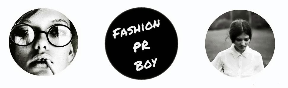 Fashion PR Boy