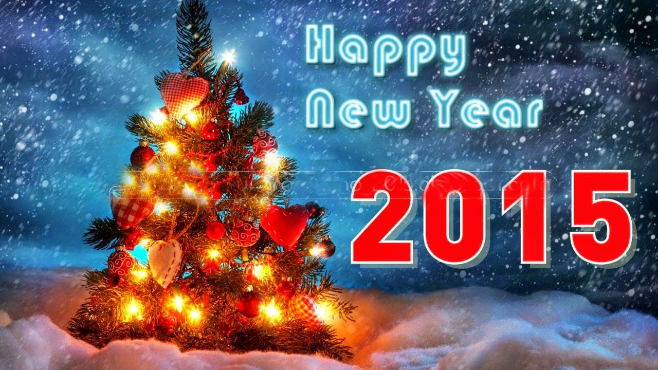 Latest Beautiful Happy New Year Greeting 2015 – Greeting Images