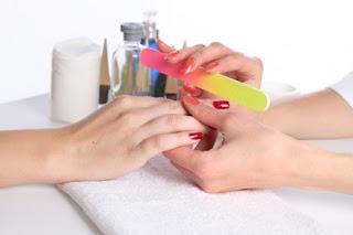 manicure paso a paso