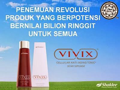 Promosi, Vivix, Produk SHAKLEE, Pengedar Shaklee Kuantan,