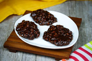 no-bake-chocolate-coconut-oatmeal-cookies