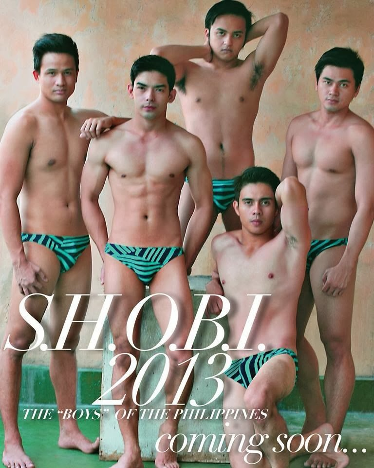 "S.H.O.B.I. 2013 (The ""BOYS"" of the Philippines) YEAR 3"