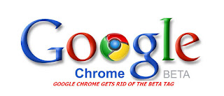 GOOGLE CHROME GETS RBETA TAG