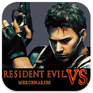 Resident Evil VS. Mercenaries juego iphone ipod ipad
