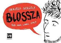 Blossza - 123 napi comic strip