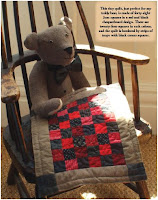 little welsh quilts teddy quilt