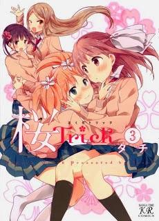 桜Trick zip rar Comic dl torrent raw manga raw
