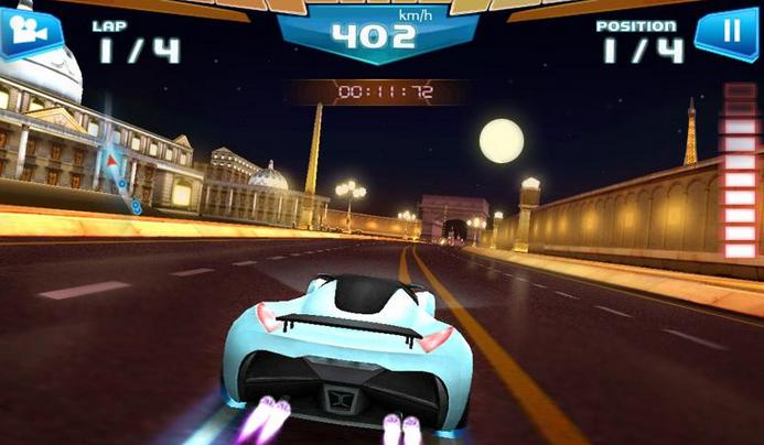 Fast Racing 3D - Game Balap Mobil Android Terbaik