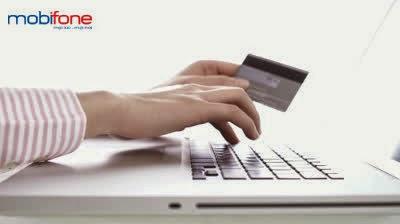 Mobifone ưu đãi 3% khi thanh toán trực tuyến