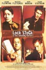 Watch Lock, Stock and Two Smoking Barrels 1998 Megavideo Movie Online