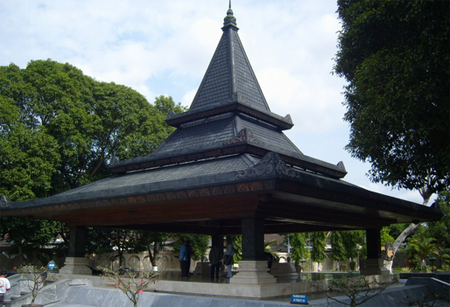 Lokasi makam Bung Karno