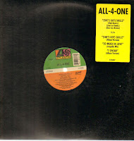 All-4-One - (She's Got) Skillz (VLS) (1994)