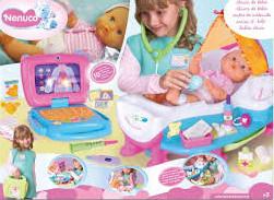 centre de maternité pour poupée Nenuco