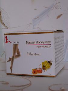 กล่อง Honey Wax