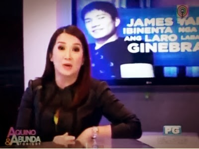 Kris Aquino Defends ex-husband James Yap