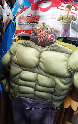 Become The Hulk and show your amazing strength (and temper) for Halloween