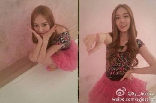 Jessica, Girls Generation