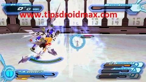 Busou Shinki - Battle Masters PSP
