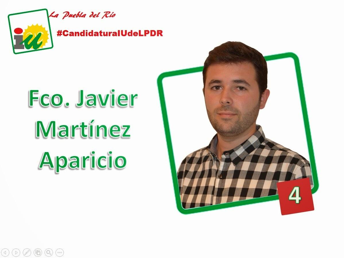 #CandidaturaIUdeLPDR Fran Martínez