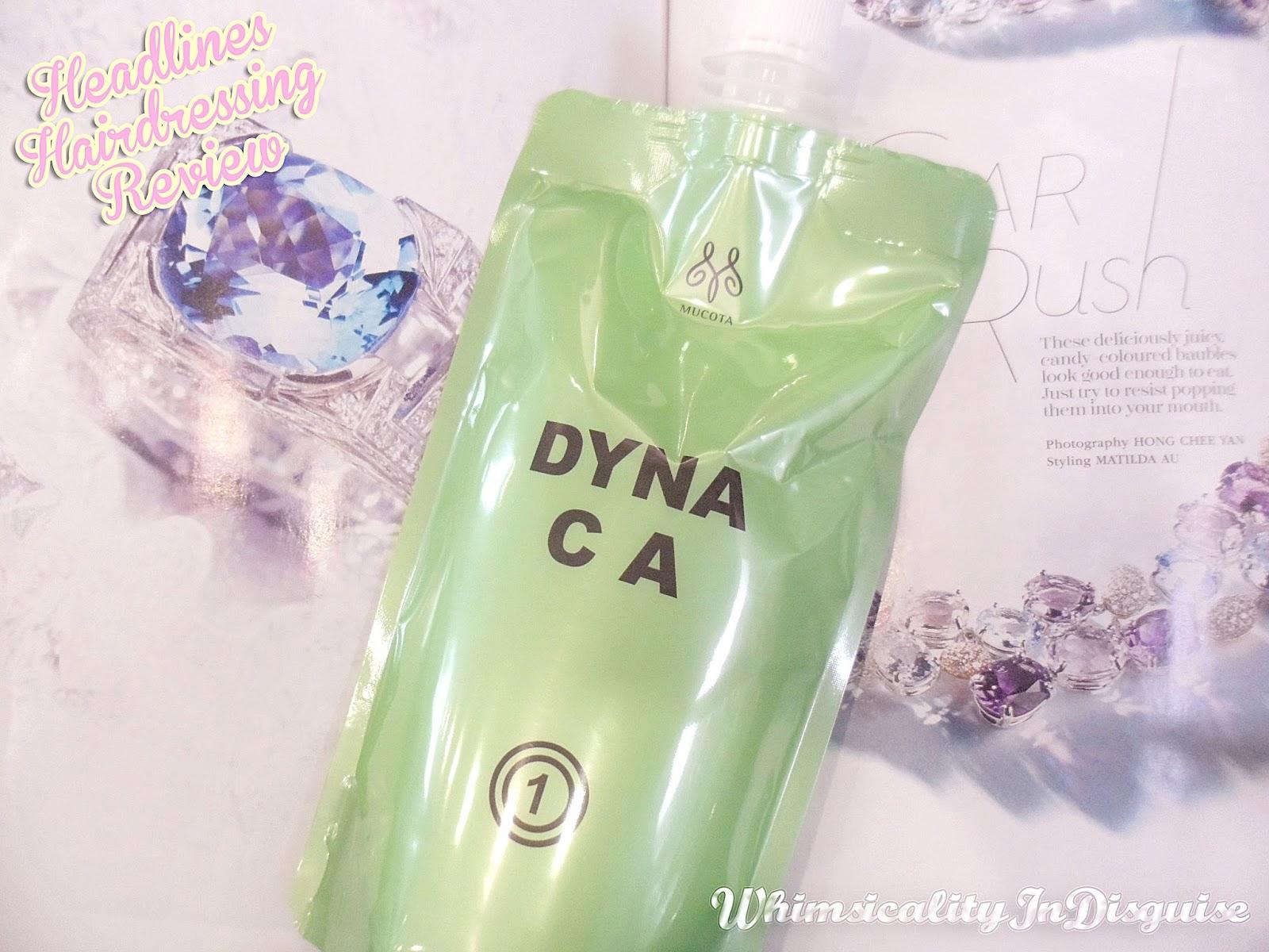 Mucota Dyna Argan Oil Treatment review