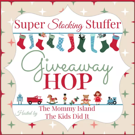 Stocking Stuffer Giveaway 11/16 - 30th