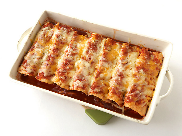 how to make mexican green chicken enchiladas
