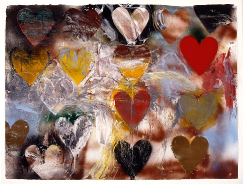 Art Now And Then Jim Dine
