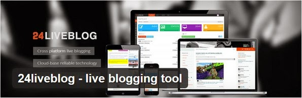 24liveblog plugin for live blogging on WordPress